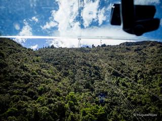 Teleférico Mukumbarí - Mérida Venezuela