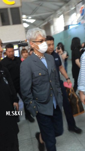 Big Bang - Incheon Airport - 07aug2015 - MyLadies - 04