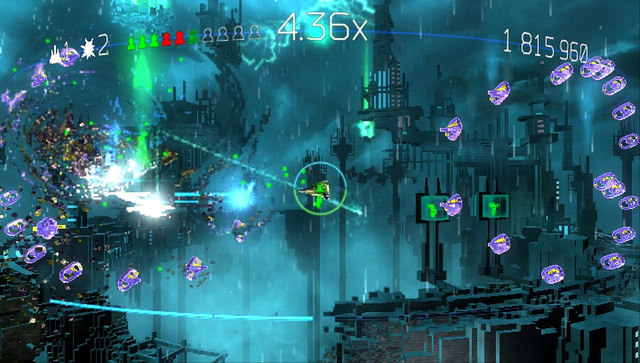 Resogun PS3/Vita