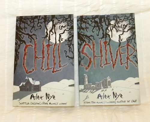 Alex Nye, Chill & Shiver