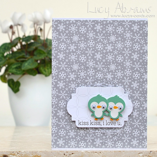 Kiss Kiss by Lucy Abrams