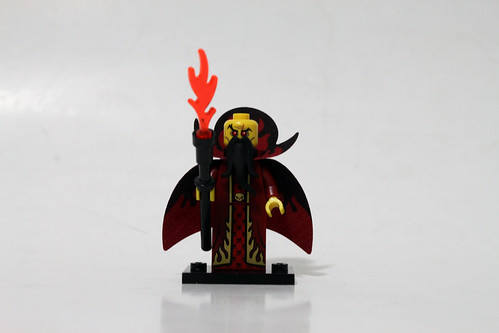 LEGO Collectible Minifigures Series 13 (71008) - Evil Wizard