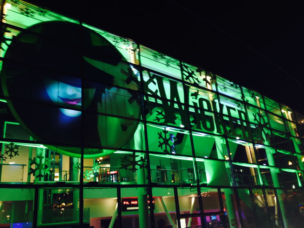 Wicked at Edinburgh Playhouse 7