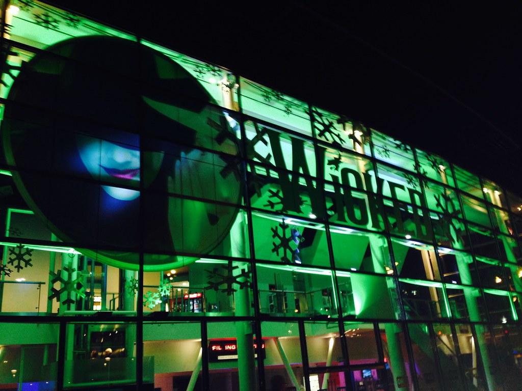 Wicked at Edinburgh Playhouse 7