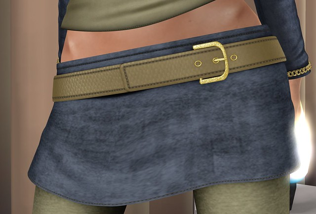 Loordes of London-Ianova Jeggings-#17- details