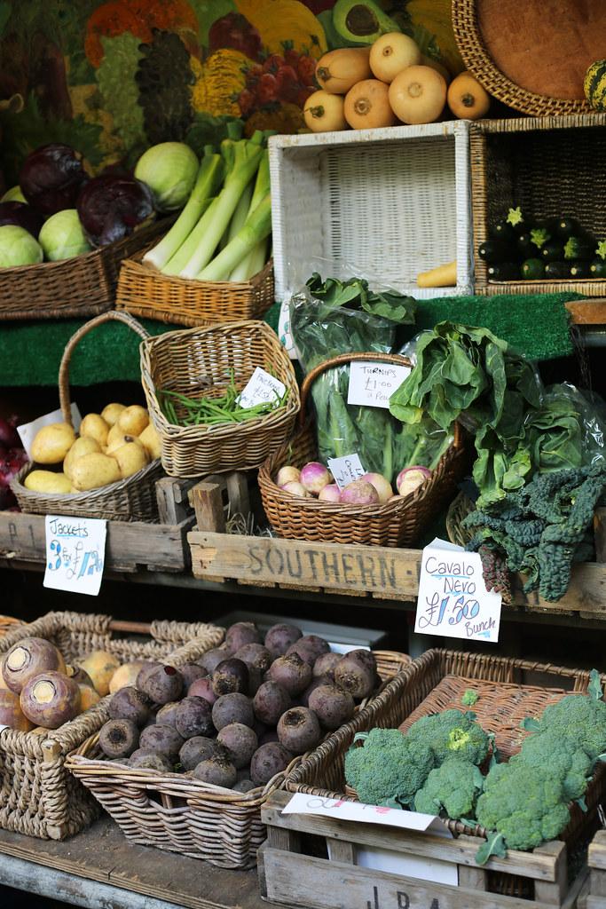 Farmers Market Brighton
