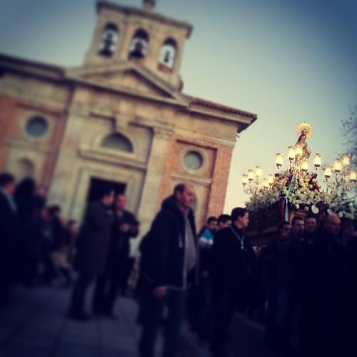 Virgen de la Purísima (Almuradiel, Ciudad Real)