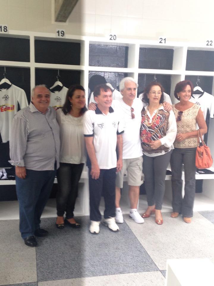 em Eloi Mendes da inauguração do novo complexo esportivo Bola Preta sob o comando do amigo Ricardo Xavier3