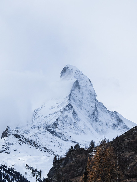 Zermatt, November 2014