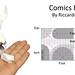 Origami Comics Rabbit CP (Riccardo Foschi) by Riccardo Foschi