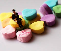 candy, confectionery, petit four, sweetness, bonbon, food, pink,