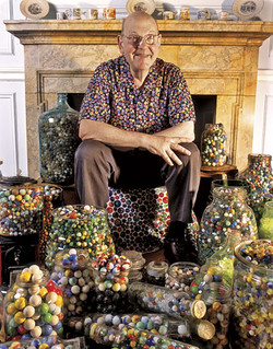 Bert Cohen Marble Collector
