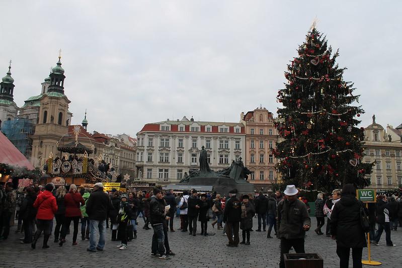 Prague Christmas Market 2014, Staroměstské náměstí