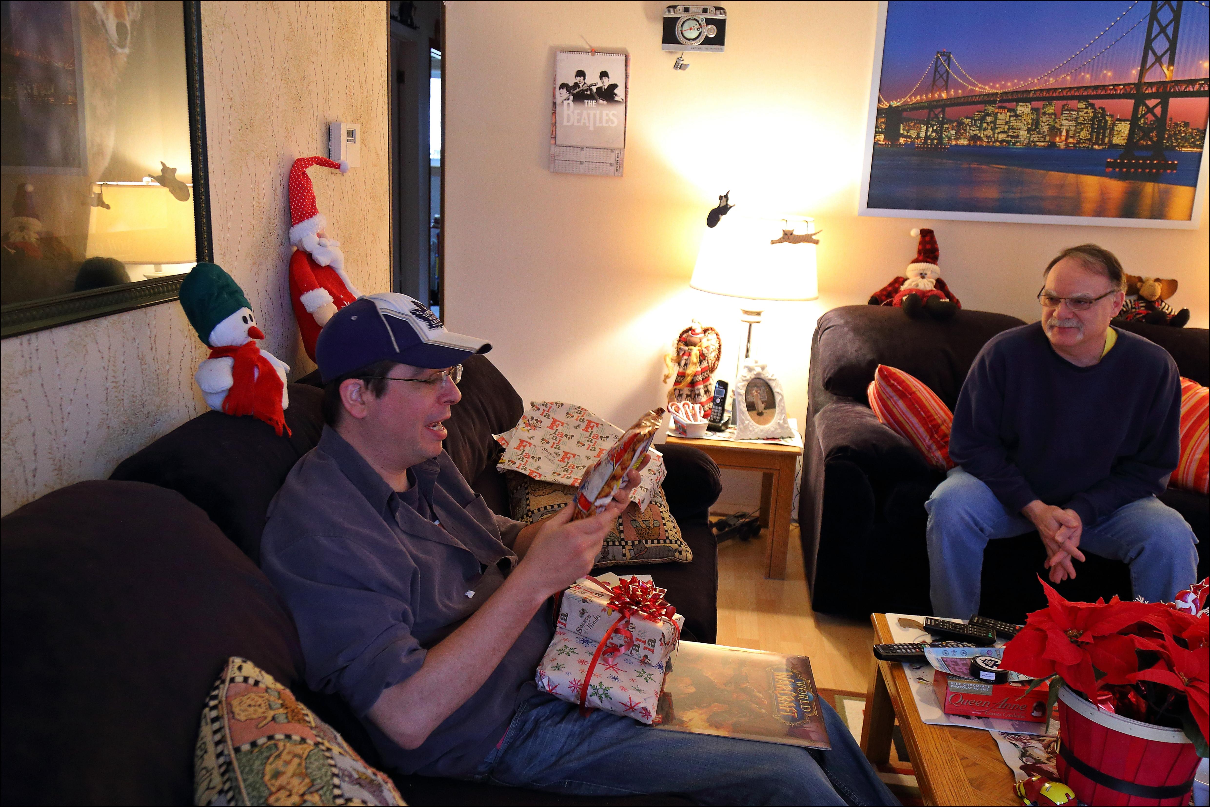 Christmas Day. christmas, family, canon, jamie, daryll, 6d. buy photo