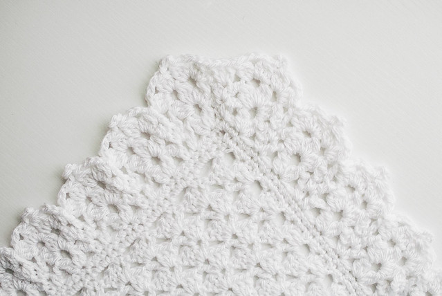Free Crochet Patterns Christening Blankets : Crochet: Christening blanket GOODKNITS // a knitting ...