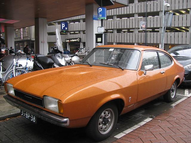 Ford Capri MK2 1600
