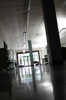 Precision Installation Interior Office Space