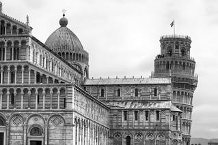 Pisa - Piazza dei Miracoli 1