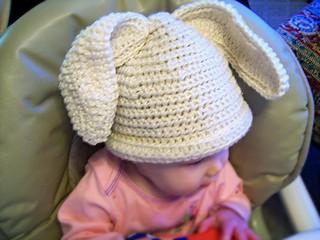 Floppy Bunny Hat