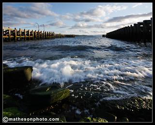 Craigendoran Pier