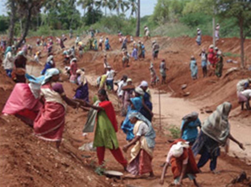 ग्रामीण रोजगार गारंटी योजना अब पूरे देश में लागू