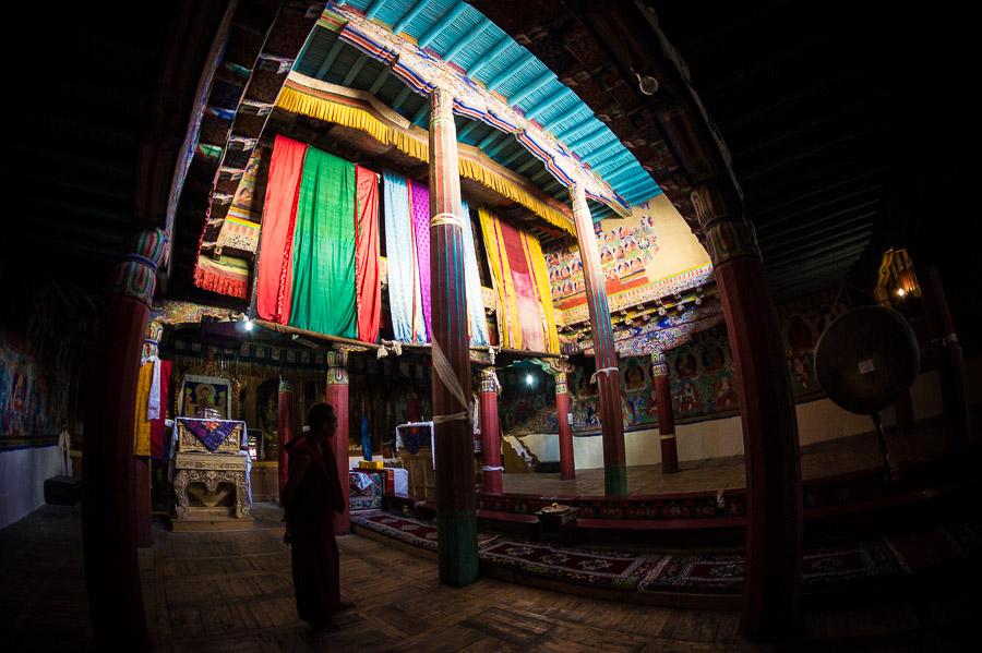 Самстанлинг гомпа. Долина Нубра, Ладакх © Kartzon Dream - авторские путешествия, авторские туры в Индию, тревел фото, тревел видео, фототуры