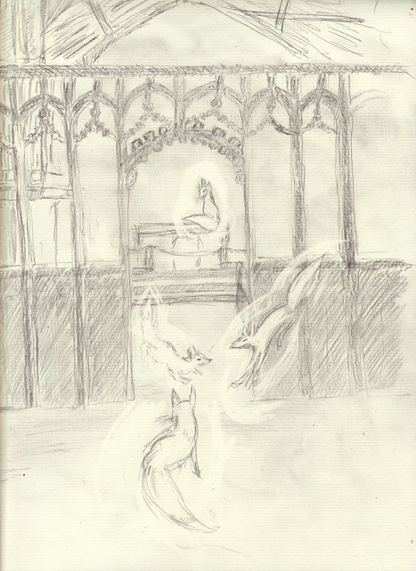 ghost foxes cathedral-1