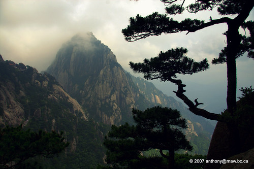 china travel mountains tourism landscape