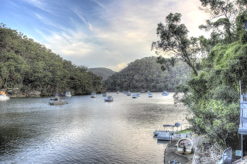 Berowra Waters HDR