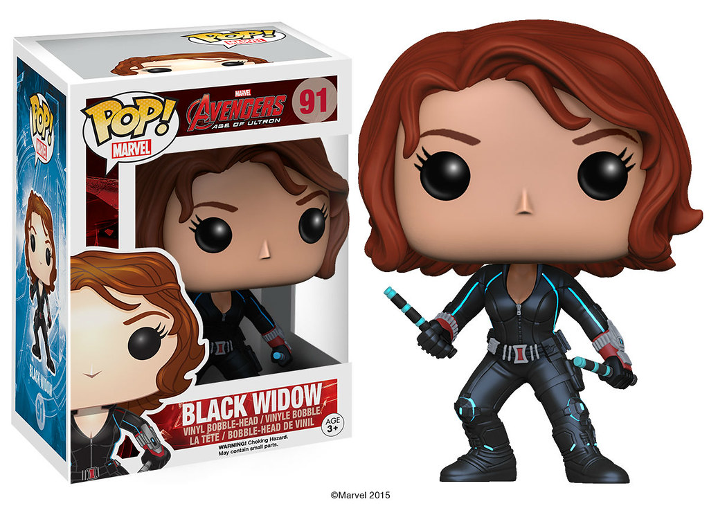 FUNKO POP! MARVEL【復仇者聯盟2:奧創紀元】Avengers: Age of Ultron