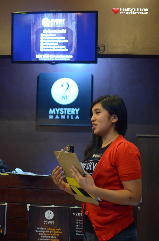 Mystery Manila Guide