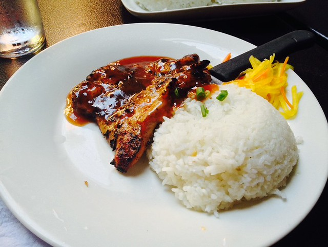 Iceberg Boneless Chicken BBQ Mall of Asia