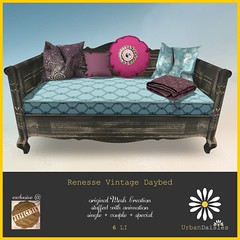 RENESSE VINTAGE DAYBED@ Perfect Ten
