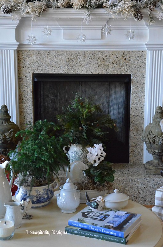 Winter Hearth & Tablescape-Housepitality Designs