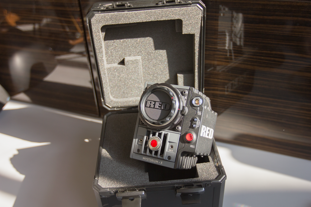 Red Scarlet-X Package 40 hours - Priced to sell on eBay
