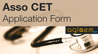 Asso CET Application Form 2015