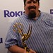 Me with the Emmy by earthdog