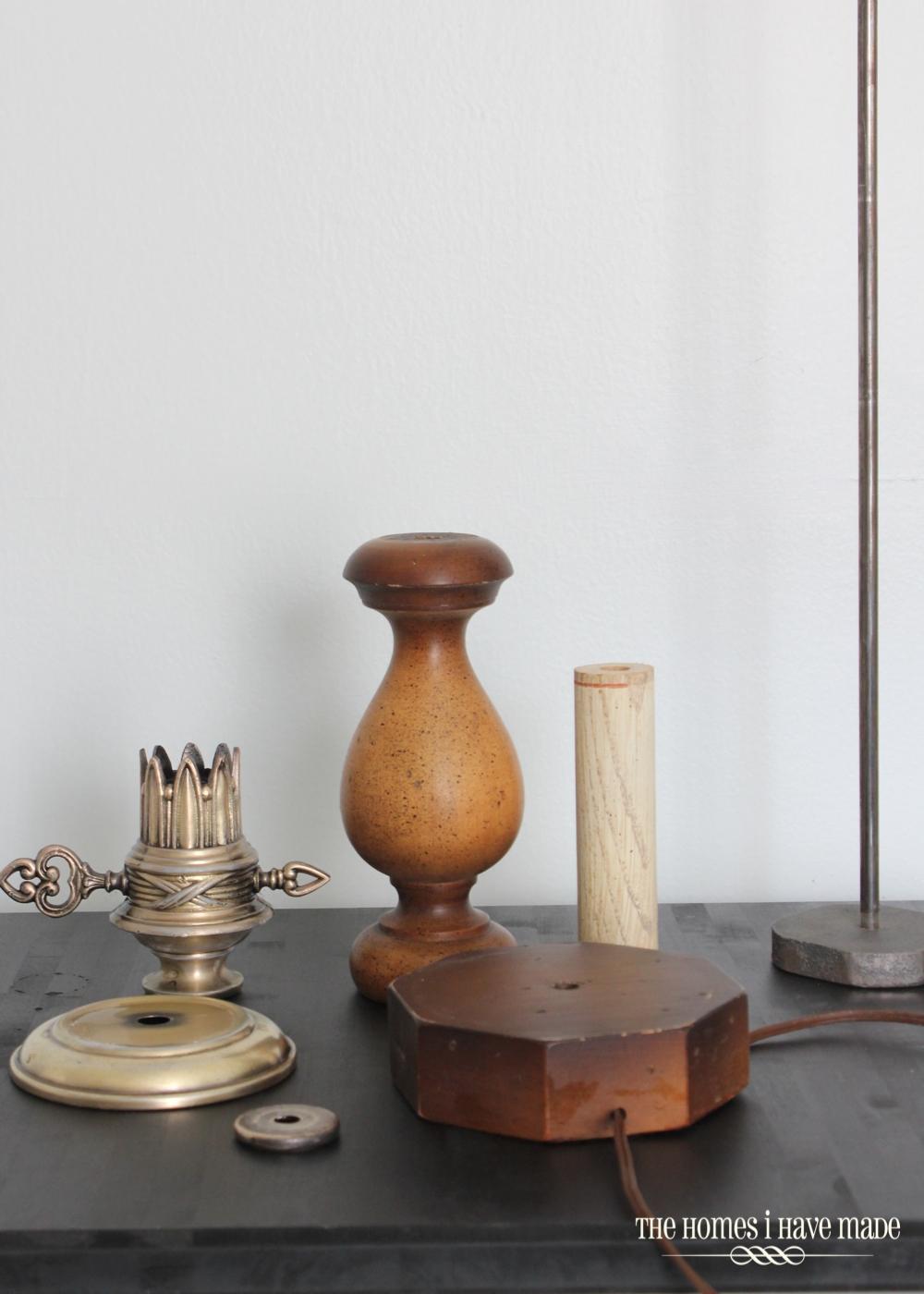 Vintage Lamp Makeover-006