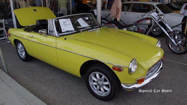 1974 MG B Convertible