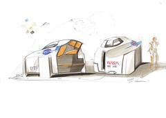 NASA Concept Sketch