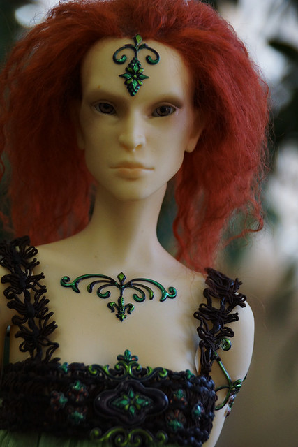 courses of BJD by Shelma