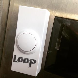 Loop Entrance Door Bell Button  Grand Rapids Montessori School