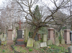 Abney Park cemetery 09