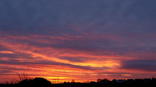 Last Dawn of February