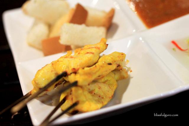 Chicken Satay Bangkok