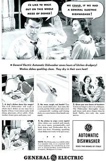 General Electric Dishwasher