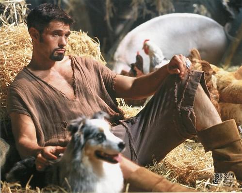 Смертный Арес и его собака