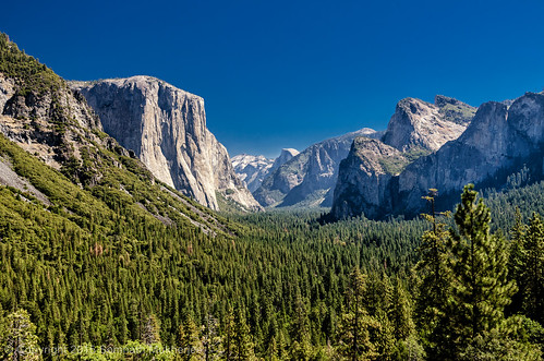 Tunnel View | Yosemite National Park, CA | September, 2014  by Somnath Mukherjee Photoghaphy
