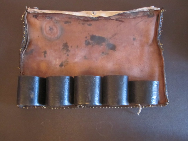 Gladstone bag restoration project
