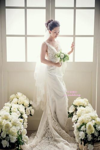 高雄婚紗推薦_高雄京宴婚紗_年度婚紗禮服款式排行榜 (2)